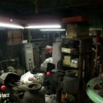 Blick in die Werkstadt-
