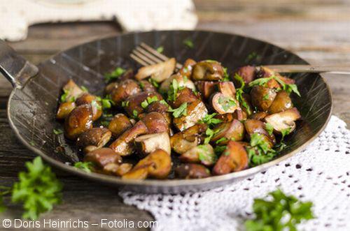 Pilze Zubereiten Tipps Tricks Und Rezepten