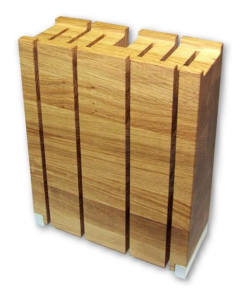 1012 mitheis messerblock eiche ebay. Black Bedroom Furniture Sets. Home Design Ideas