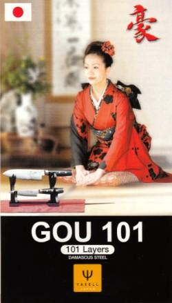 Yaxell Gou 101
