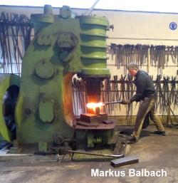 Damastschmied Markus Balbach