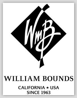 William Bounds Pfeffermühlen