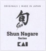 Kai Shun Nagare Kochmesser