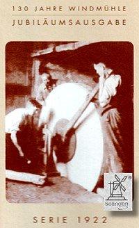 Windmühle Serie 1922