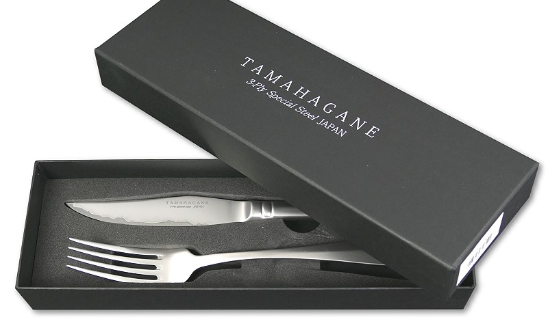 Tamahagane Steakbesteck